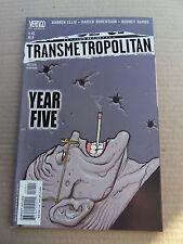 Trasmetropolitan 49 . DC / Vertigo 2001 - FN / VF