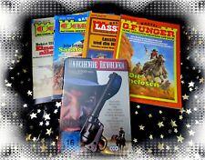 TOP ANGEBOT: DVD METALLBOX mit 11 Western + 4 Romane u.a. LASSITER * UNGER