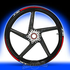 Adesivi moto YAMAHA XJ6 RACING 5 stickers cerchi ruote wheels  mod.2