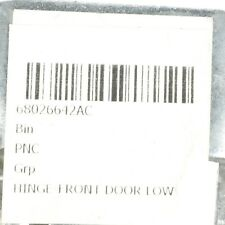 08-17 DODGE CHALLENGER FRONT RIGHT PASSENGER SIDE LOWER DOOR HINGE MOPAR GENUINE