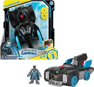 Imaginext DC Super Friends Bat-Tech Batmobiletransforming push-along vehicle