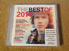 Various Artists CD Album The Best Of The Year 2014 MOJO Mint & Sent POST FREE UK