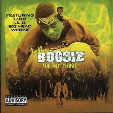 Lil' Boosie, Lil Boosie - For My Thugz [New CD] Explicit