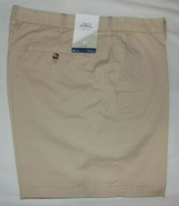 IZOD Men's Saltwater Relaxed Classics Stretch Shorts 38 40 42 44 Inseam 7in New