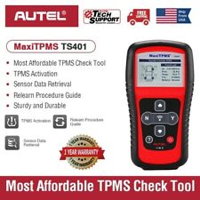 Autel TS401 Car TPMS Activation MX-Sensor Programming Reset OBD2 Diagnostic Tool