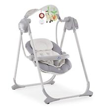 Chicco 79110 Polly Swing Up Altalena per neonati Silver