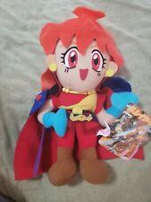 Slayers Lina Inverse Anime Plush Doll Toy Ufo Banpresto Rare New w/ tag Japan