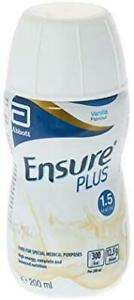 Ensure Plus Milkshake Vanilla 200ml x 12