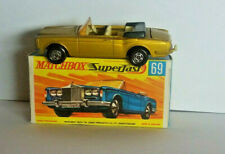 Matchbox Superfast -Rolls Royce- Siver Shadow -Coupe- No. 69
