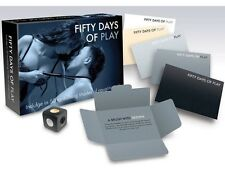 Fifty Days Of Play  Adult Card Game Naughty Couples Fun 50 Shades Of Grey