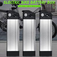 36V / 48V Battery Case Box For Electric Bike Folding Ebike Kit W/Top Cover Set