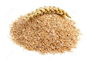 Wheat Bran gut-load substrate edible bedding mealworms superworms feeders