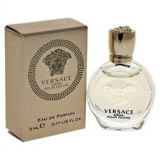 Versace Eros Pour Femme Mini .17 oz / 5ml EDP Eau De Parfum for Women New in Box