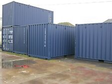 20ft & 40ft One Trip Shipping Container's For Sale Scotland portable cabin