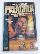 Preacher #2 Until the End of the World Vertigo TPB Comic-Collects #8-17.