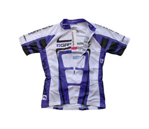 Louis Garneau women's Performance Pro cycling jersey hidden zip Made in USA
