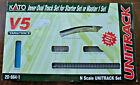 Kato 20-864-1 UNITRACK Set V5 Inner Oval Track Set N scale