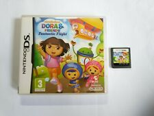Dora and Friends: Fantastic Flight - Nintendo DS Game - 2DS 3DS DSi