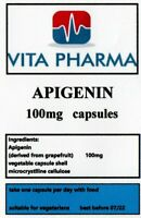 HIGH STRENGTH APIGENIN 100mg 365 capsules PROSTATE HEALTH NERVOUS SYSTEM