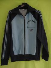 Veste Adidas Bleu ciel Trefoil 1 poche Ventex 70'S Vintage Jacket Sport 2000 - L