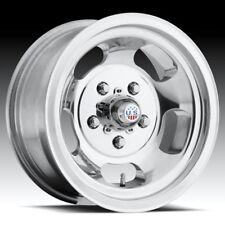 15x7 Us Mag Indy U101 5x4.75 et-5 Polished Wheels (Set of 4)