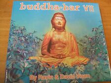 BUDDHA BAR VII BY RAVIN & DAVID VISAN  DCD MINT---