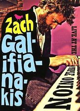 Zach Galifianakis - Live at the Purple Onion (DVD, 2007) - C0313