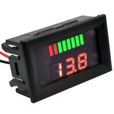 Accurate DC 12V-60V LED Panel Digital Voltage Volt Meter Display Voltmeter Tool