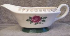 GRAVY Boat ~ American Beauty Rose by American Limoges