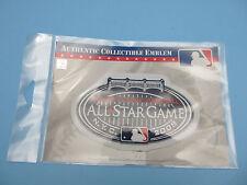 "MLB 2008 ALL STAR GAME PATCH *NIP* N.Y.C. 5"" OVAL EMBROIDERED LOGO SLEEVE EMBLEM"
