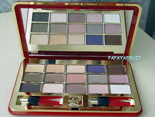 Red Estee Lauder 15 Deluxe EyeShadow Palette ROSEBERRY VANILLA GINGER DROP MINK