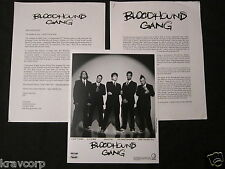 THE BLOODHOUND GANG 'HEFTY FINE' 2005 PRESS KIT—PHOTO