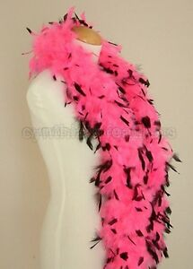 45 Grams Chandelle Feather Boa,  20+ Multiple Colors & Patterns to pick from
