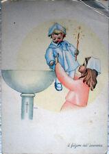 1941 Bambini - il folgore dell'innocenza - Mes - poesia Luisa Nason