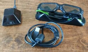 Nvidia 3D Vision Glasses P854 | Tested & working