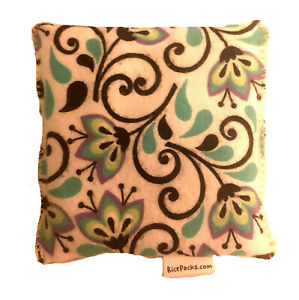 Vines Pack Hot Cold You Pick A Scent Microwave Heating Pad Reusable