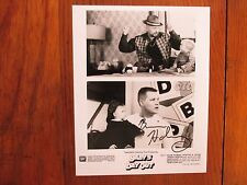 "BRIAN  HALEY (""Baby's  Day  Out/NFL  Blitz"" )Signed  8 X 10 Glossy  B & W Photo"