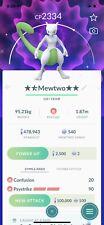 ✨Shiny Mewtwo Pokémon Go✨