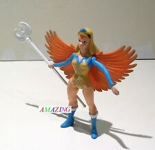 "VINTAGE MASTERS OF THE UNIVERSE 5"" SORCERESS ACTION FIGURE - MOTU MATTEL 1985"