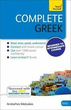 Complete Greek Beginner to Intermediate Course: Learn to read, write, speak and