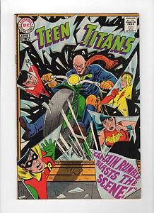 Teen Titans #15 (May-Jun 1968, DC) - Very Fine