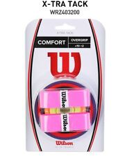 Wilson Comfort X-Tra Tack Assorted - 10 + 2 Pack Roll Overgrip Tennis Badminton