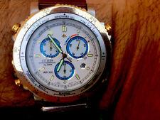 ⭐️⭐️rare diver citizen cronografo Japan GN-4-S quartz vintage top condition⭐️⭐️
