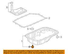 GM OEM-Transmission Pan Drain Plug 24234212