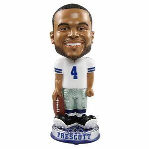 Dak Prescott Dallas Cowboys Knucklehead Big Head Bobblehead NFL