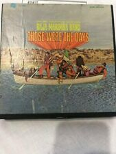 Vintage Stereo Reel To Reel Tape BAJA MARIMBA BAND Those Were The Days 7 1/2 IPS