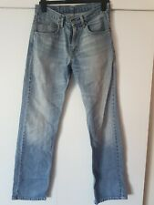 Levis 752 W31 L34 Faded Blue Jeans Excellent condition red tab