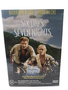 Six Days  Seven Nights  - DVD