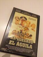 Dvd  HA LLEGADO EL AGUILA CON MICHAEL CAINE