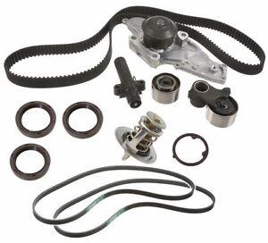Genuine AISIN Water Pump Timing Belt Kit 98-04 for Honda 3.0L-3.2L-3.5L V6